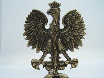 Орел, Герб Польский wz 1990 Польша доставка товаров из Польши и Allegro на русском