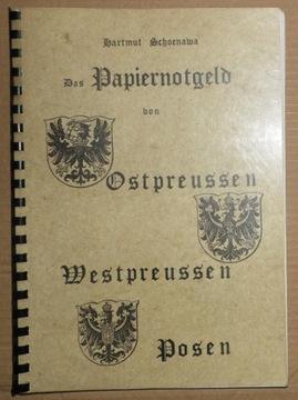 Das Papiernotgeld von Ostpreussen Westpreussen... доставка товаров из Польши и Allegro на русском