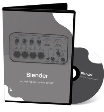 Курс Blender 3d - сцены на основе фотографии доставка товаров из Польши и Allegro на русском
