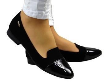 МОКАСИНЫ LORDSY ПОЛУБОТИНКИ туфли-лодочки классические доставка товаров из Польши и Allegro на русском