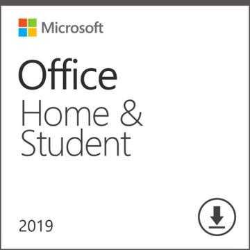 Microsoft Office Дома и Студента 2019 WIN/MAC доставка товаров из Польши и Allegro на русском