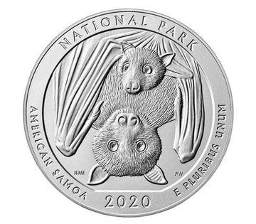 Парки США - Национальный Парк Американского Самоа 2020 доставка товаров из Польши и Allegro на русском