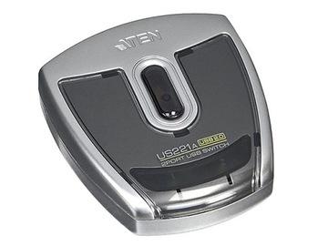 Переключатель switch USB2.0 USB-2xPC ATEN US221A доставка товаров из Польши и Allegro на русском