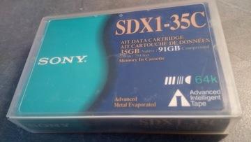 Лента для streamera Sony SDX1-35C 35GB/91GB доставка товаров из Польши и Allegro на русском