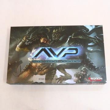 AVP The Hunt Begins стартовый комплект комплект доставка товаров из Польши и Allegro на русском