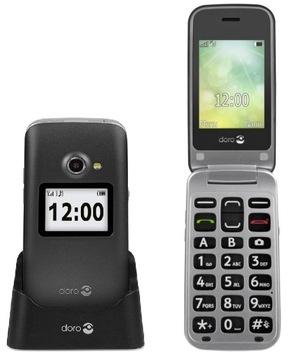 TELEFON DLA SENIORA DORO 2424 J POLSKI DUŻE LITERY доставка товаров из Польши и Allegro на русском