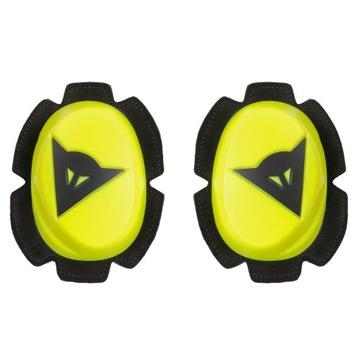 DAINESE Pista Fluo Yellow: Слайдер колен uniwersaln доставка товаров из Польши и Allegro на русском