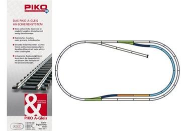 PIKO A-Gleis Набор Треков Модельных C 55320 доставка товаров из Польши и Allegro на русском