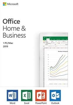 Microsoft Office Home and Business 2019 доставка товаров из Польши и Allegro на русском