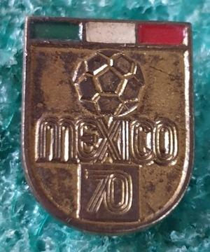 ЗНАЧОК ЧЕМПИОНАТ МИРА ПО ФУТБОЛУ MEXICO70 доставка товаров из Польши и Allegro на русском