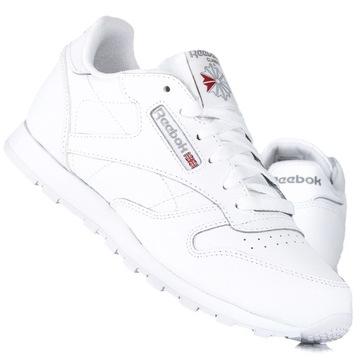 Спортивная обувь Reebok Classic Leather 50151 доставка товаров из Польши и Allegro на русском