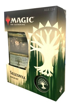 Selesnya Guild Kit доставка товаров из Польши и Allegro на русском