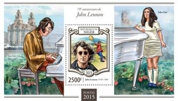 Джон Леннон музыка Йоко Оно блок #24NIG15114b доставка товаров из Польши и Allegro на русском