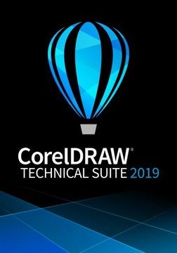(COREL CorelDRAW TECHNICAL SUITE 2019 PL/EN WIN/MAC) доставка товаров из Польши и Allegro на русском