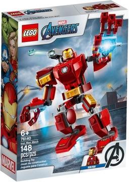 LEGO Super Heroes Меч Железного человека 76140 доставка товаров из Польши и Allegro на русском