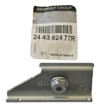 Держатель / крепление аккумулятора RENAULT DACIA ОРГ. доставка товаров из Польши и Allegro на русском
