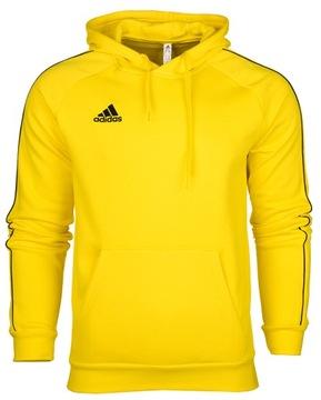 Adidas Толстовка Мужская Хлопковая Core 18 r L доставка товаров из Польши и Allegro на русском