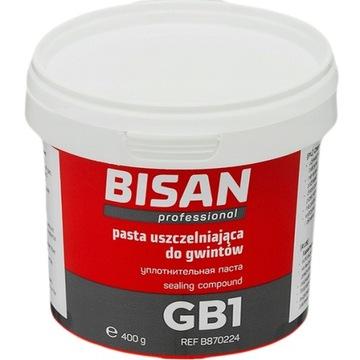 Паста уплотнительная для резьбы GB1 BISAN 400г доставка товаров из Польши и Allegro на русском