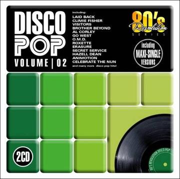 80's Revolution - Disco Pop Vol. 2 2012 состоят из костной ткани. 2CD доставка товаров из Польши и Allegro на русском