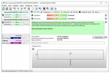 Hard Disk Sentinel 5 Professional - 5 ПК доставка товаров из Польши и Allegro на русском