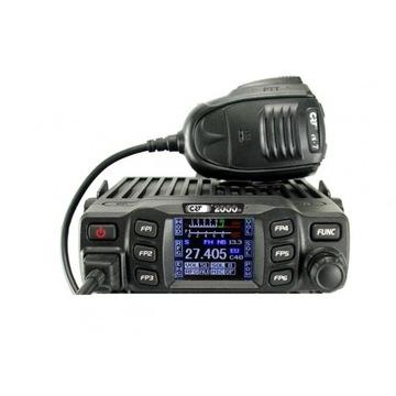 (CRT 2000 Ч 40W мощности CB радио Export 400 каналов) доставка товаров из Польши и Allegro на русском