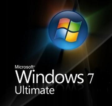 Microsoft WINDOWS 7 ULTIMATE 32/64 BiT Ключ PL доставка товаров из Польши и Allegro на русском