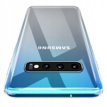 Чехол Резина Тонкий Чехол + СТЕКЛО для Samsung Galaxy S10 доставка товаров из Польши и Allegro на русском