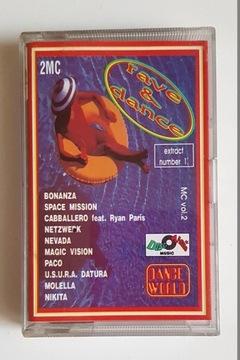 RAVE & DANCE ПАКО, SPACE MISSION MC... доставка товаров из Польши и Allegro на русском