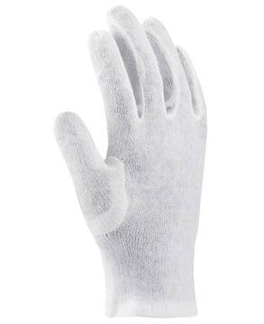 Перчатки Косметические Хлопковые Белые L доставка товаров из Польши и Allegro на русском