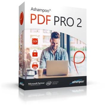 Программа для преобразования PDF 2 Pro 3 ПК Ashampoo доставка товаров из Польши и Allegro на русском