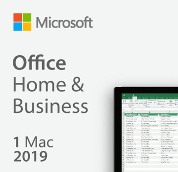 MICROSOFT OFFICE 2019 HOME AND BUSINESS PL MAC доставка товаров из Польши и Allegro на русском