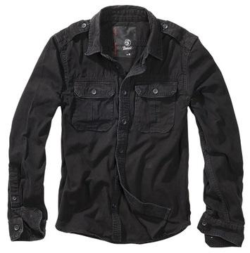 Рубашка специальная одежда для мотоциклистов BRANDIT измельчитель vintage Black доставка товаров из Польши и Allegro на русском