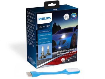 Philips H7 X-tremeUltinon LED gen2 доставка товаров из Польши и Allegro на русском