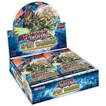 Yu-Gi-Oh! Коробка ускорителей TCG Spirit Warriors  доставка товаров из Польши и Allegro на русском