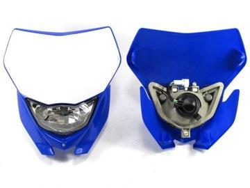 Череп фонарь Yamaha DT 125 50 Aprilia RX КРОСС доставка товаров из Польши и Allegro на русском