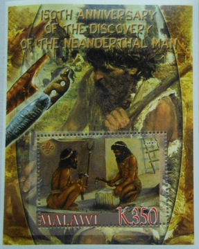 Первобытные люди эволюция человека Малави #M1057 доставка товаров из Польши и Allegro на русском