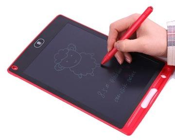 Графический планшет ZNIKOPIS для детей рисования 8,5 доставка товаров из Польши и Allegro на русском