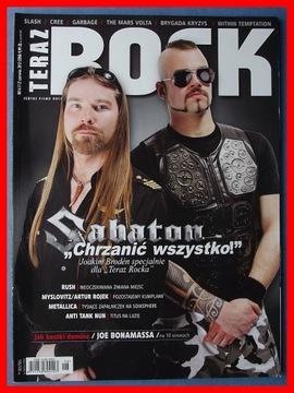 TERAZ ROCK - 6/2012 (112) - JOE BONAMASSA, SABATON доставка товаров из Польши и Allegro на русском