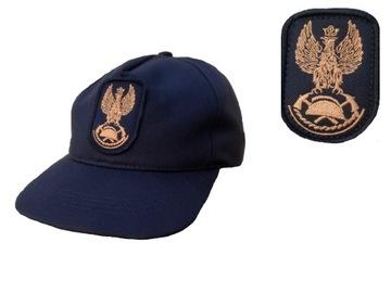 Бейсболка ОХРАНА орел вышивка СУПЕР ЦЕНА! доставка товаров из Польши и Allegro на русском