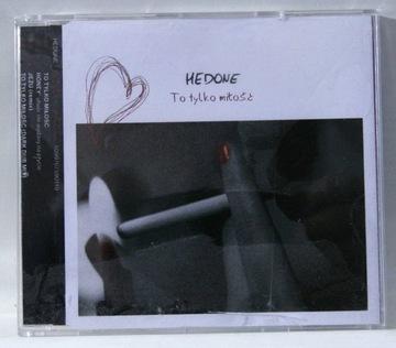 HEDONE - To Tylko Miłość - CDS 2005 доставка товаров из Польши и Allegro на русском