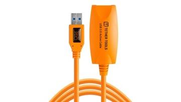 (Tether Tools TetherPro USB Удлинитель 5м RIMEX) доставка товаров из Польши и Allegro на русском