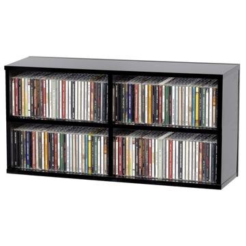 Подставка Полка Связыватель Glorious CD Box 180 Black доставка товаров из Польши и Allegro на русском