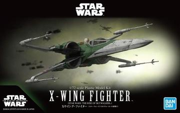 X-Wing The Rise of Скайуокер 1/72 Bandai Star Wars доставка товаров из Польши и Allegro на русском