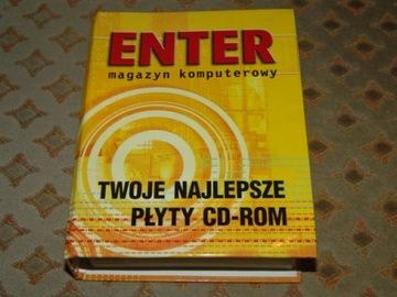 Связыватель ENTER на 13 КОМПАКТ-дисков или DVD-дисков - классика ! доставка товаров из Польши и Allegro на русском