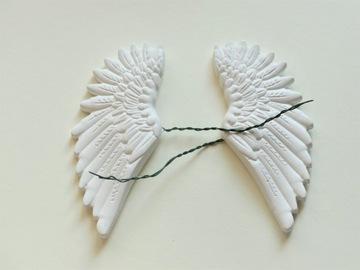 КРЫЛЬЯ ГИПСОВЫЕ ангелы, крылья. доставка товаров из Польши и Allegro на русском