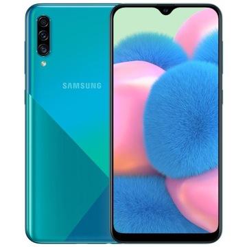 Samsung Galaxy A30s 4/64GB DS Green Зеленый доставка товаров из Польши и Allegro на русском