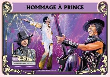 Prince музыка Нигер блок #24NIG16322b доставка товаров из Польши и Allegro на русском