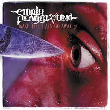 EMPTY PLAYGROUND Make The Pain Go Away EP Red LTD доставка товаров из Польши и Allegro на русском