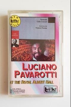 ЛУЧАНО ПАВАРОТТИ AT THE ROYAL ALBERT HALL MC доставка товаров из Польши и Allegro на русском