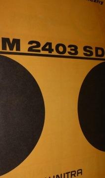 ПРОСПЕКТ МАГНИТОФОН UNITRA SZPULOWY M 2403 SD доставка товаров из Польши и Allegro на русском